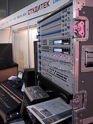 Стенд компани СтудиТек на выставке NATEXPO 2005